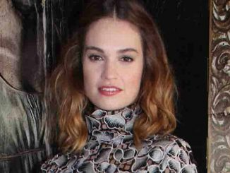 "Lily James - ""Pride and Prejudice and Zombies"" Los Angeles Photocall"