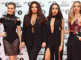 Little Mix - 2015 BBC Radio 1's Teen Awards