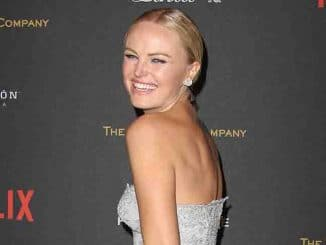 Malin Akerman - 2016 Weinstein Company and Netflix Golden Globes After Party