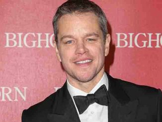 Matt Damon - 27th Annual Palm Springs International Film Festival Awards Gala - Inside Arrivals