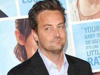 "Matthew Perry - ""The Invention Of Lying"" Los Angeles Premiere"