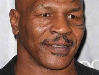 "Mike Tyson - ""Draft Day"" Los Angeles Premiere"