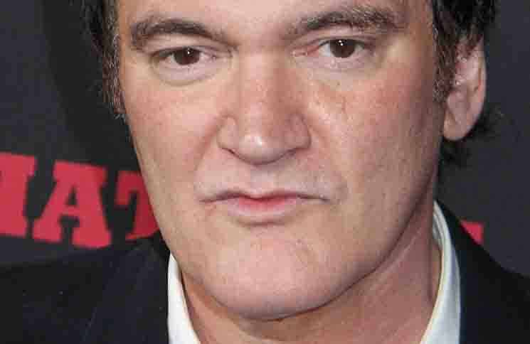 "Quentin Tarantino - ""The Hateful Eight"" Los Angeles Premiere"