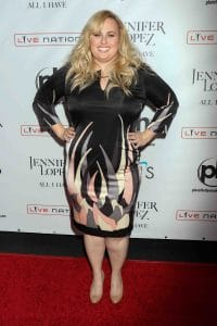 "Rebel Wilson - ""Jennifer Lopez: All I Have"" Headlining Residency Pre-Show at Planet Hollywood Las Vegas"