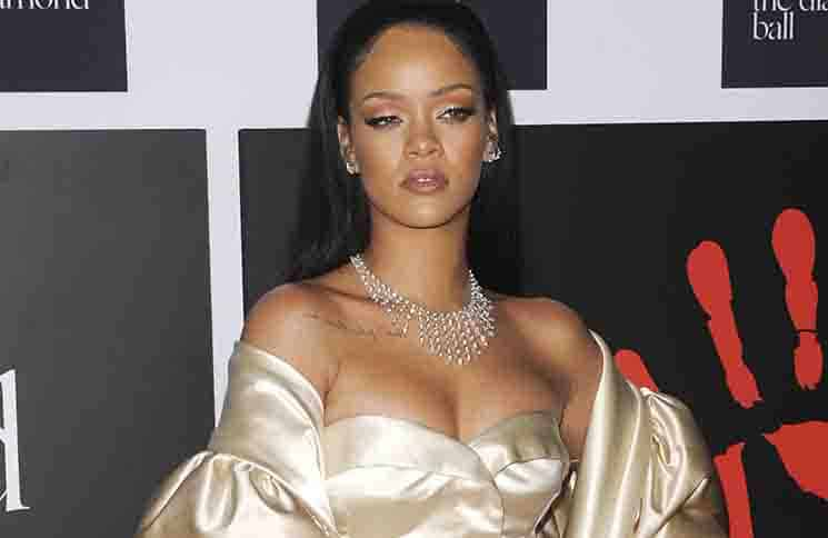 Rihanna - 2nd Annual Diamond Ball Hosted by Rihanna and the Clara Lionel Foundation