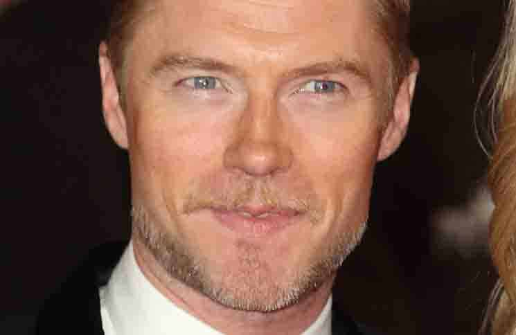 "Ronan Keating - CTBF Royal Film Performance: ""Spectre"" VIP World Premiere"
