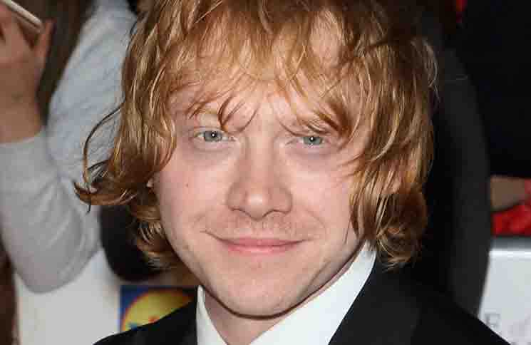 Rupert Grint - Pride of Britain Awards 2015