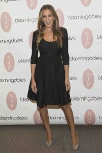 Sarah Jessica Parker Launches SJP Collection in New York City on September 19, 2015