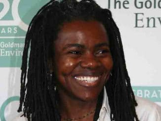 Tracy Chapman - 20th Annual Goldman Environmental Prize