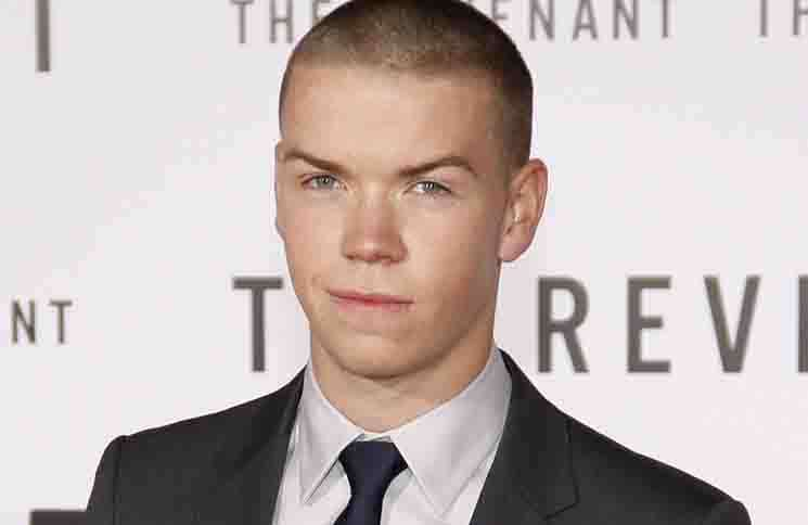 "Will Poulter - ""The Revenant"" Los Angeles Premiere"