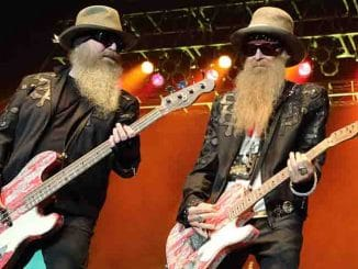 ZZ Top in Concert at SSE Arena in London - June 24, 2015