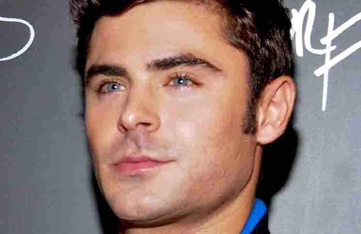 """Zac Efron - """"We Are Your Friends"""" Chicago Premiere"""