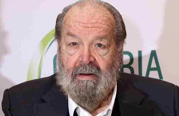 "Bud Spencer ""Mein Leben, Meine Filme"" Autobiography Book Signing in Berlin on April 13, 2011"