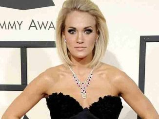 Carrie Underwood - The 58th GRAMMY Awards