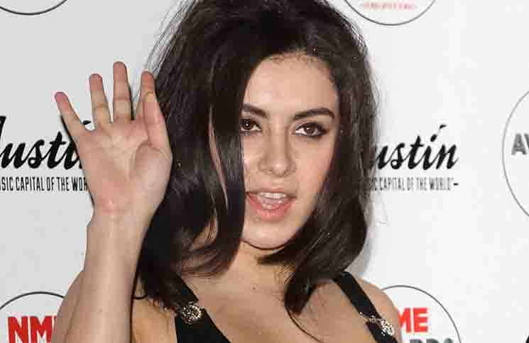 Charli XCX - NME Awards 2016 - Arrivals