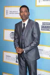 Chris Rock - 9th Annual Essence Black Women in Hollywood Luncheon