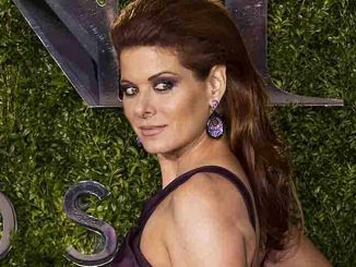 Debra Messing braucht Suntdouble - TV News
