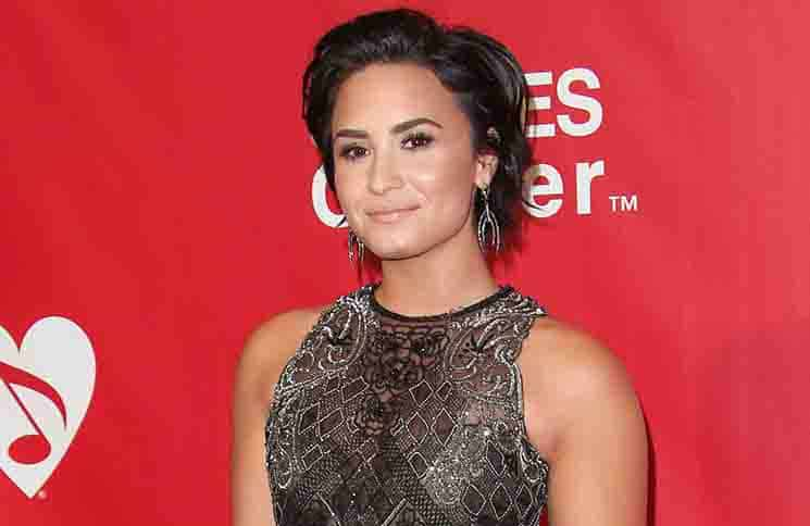 Demi Lovato - 2016 MusiCares Person of the Year