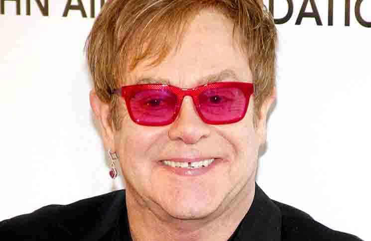 Elton John - 21st Annual Elton John AIDS Foundation Academy Awards Viewing Party