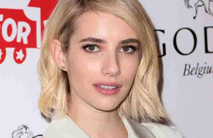 "Emma Roberts - Godiva Chocolatier's ""Hot Cocoa for a Cause"" with Emma Roberts Benefiting Toys for Tots Foundation"