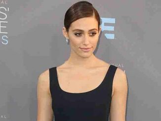 Emmy Rossum - The 21st Annual Critics' Choice Awards