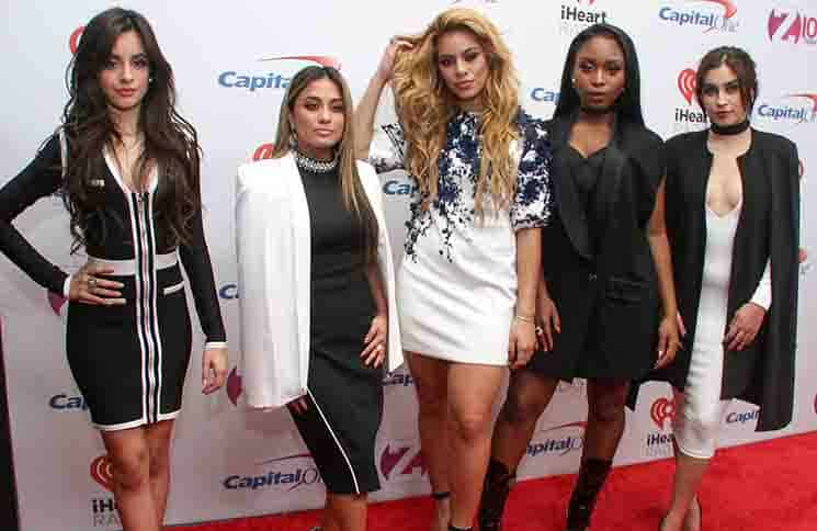 Fifth Harmony - Z100's iHeartRadio Jingle Ball 2015
