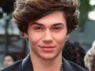 "George Shelley - ""San Andreas"" World Premiere"