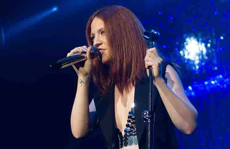 Jess Glynne in Concert at O2 Brixton Academy - February 20, 2016