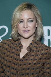 "Kate Hudson ""Pretty Happy"" Book Signing at Barnes & Noble in New York City on February 16, 2016"