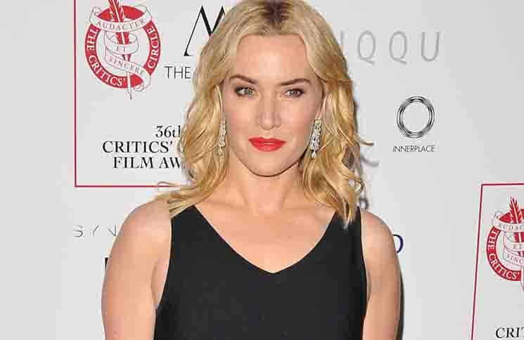 Kate Winslet - London Critics' Circle Film Awards 2016