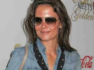 Katie Holmes - 3rd Annual Gold Meets Golden