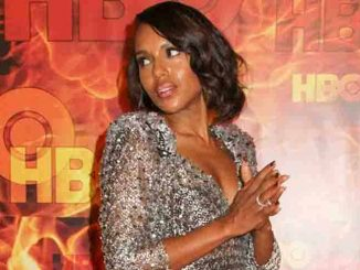 Kerry Washington - 67th Annual Primetime Emmy Awards HBO After Party