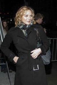 "Kim Cattrall - Netflix's ""House Of Cards"" New York City Premiere"