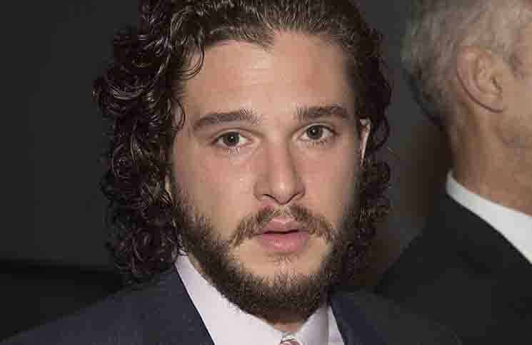 "Kit Harington - ""Testament of Youth"" New York City Premiere"