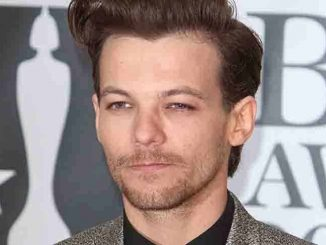 Louis Tomlinson - BRIT Awards 2016