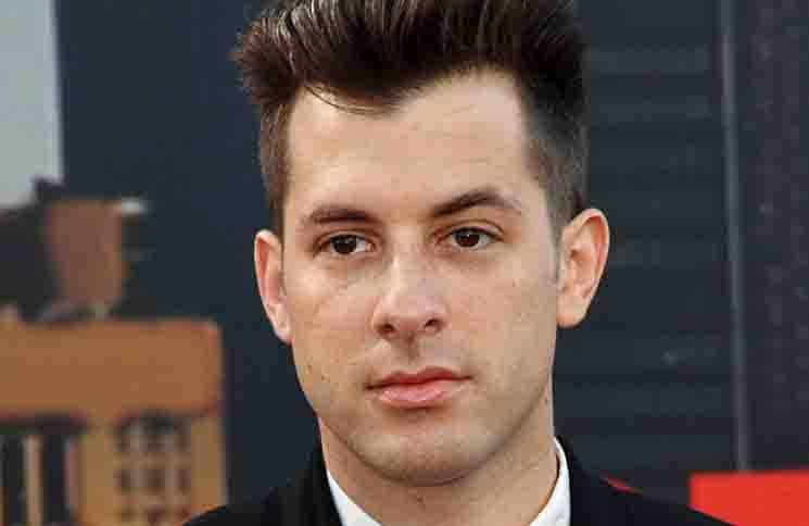 Mark Ronson hat eine Klage am Hals - Musik News