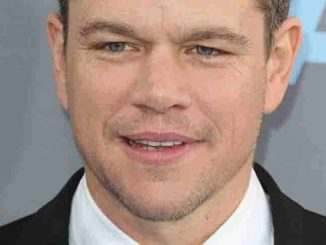 Matt Damon - The 21st Annual Critics' Choice Awards