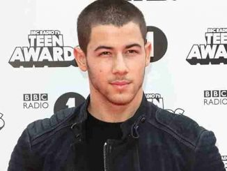 Nick Jonas - 2015 BBC Radio 1's Teen Awards