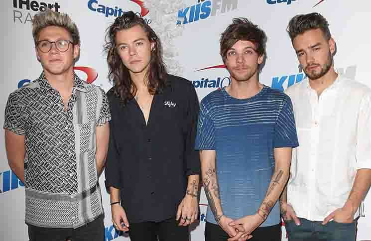 """One Direction"": Reunion für Charity-Single? - Musik News"