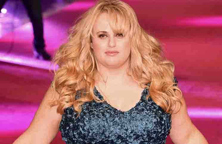 "Rebel Wilson - ""How to Be Single"" UK Premiere"