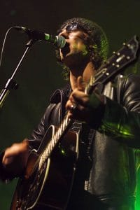 Richard Ashcroft performs live at the Electric Ballroom in Camden - January 26, 2006