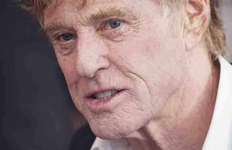 Robert Redford - 51st Annual New York Film Festival