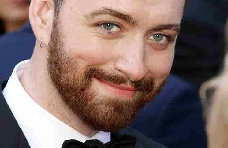 Sam Smith - 88th Annual Academy Awards