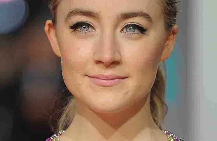Saoirse Ronan - EE British Academy Film Awards 2016
