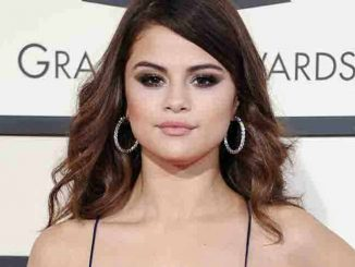 Selena Gomez - The 58th GRAMMY Awards