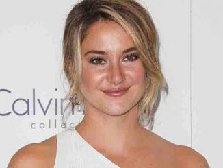 Shailene Woodley - 22nd Annual Elle Women in Hollywood Awards