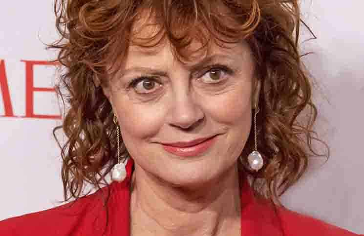 usan Sarandon - 2014 Time Magazine 100 Most Influential People in the World Gala