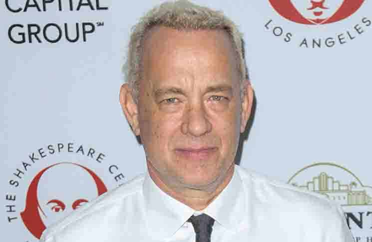 Tom Hanks - 25th Annual Simply Shakespeare Benefit