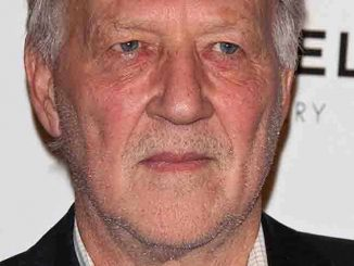 Werner Herzog - MOCA Gala 'The Artist's Museum Happening'