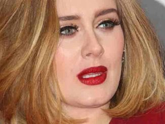 Adele - BRIT Awards 2016 - Arrivals - O2 Arena - London